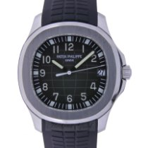 Patek Philippe 5165A-001 Steel 2010 Aquanaut 38mm pre-owned