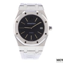 Audemars Piguet Royal Oak Jumbo Staal 39mm Blauw