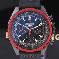 Breitling Chrono-Matic 49 Сталь 49mm Чёрный Без цифр