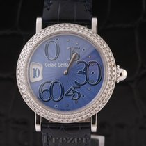 Gérald Genta White gold 36mm Automatic G.3634 pre-owned