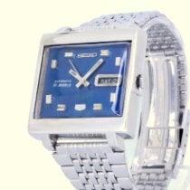 Seiko Astron GPS Solar Chronograph Steel 34mm Blue United States of America, Florida, Miami