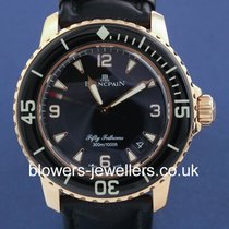 Blancpain Fifty Fathoms Sport Automatique 5015-3630-52