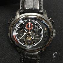 Audemars Piguet Millenary Chronograph Углерод 46.65mm Чёрный Без цифр