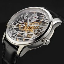 Maurice Lacroix Masterpiece Squelette nieuw 43mm Staal