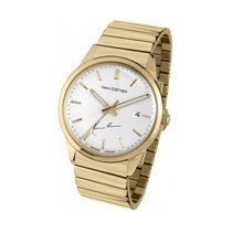 Jacques Lemans Kevin Costner Collection Steel 40mm White