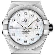 Omega Constellation Co-Axial Automatic 31mm 123.10.31.20.55.001