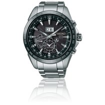 Seiko Astron Chronographe Quartz GPS Solaire SSE149J1