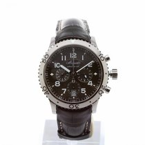 Breguet Type XX - XXI - XXII Steel 42mm Brown Arabic numerals United Kingdom, London