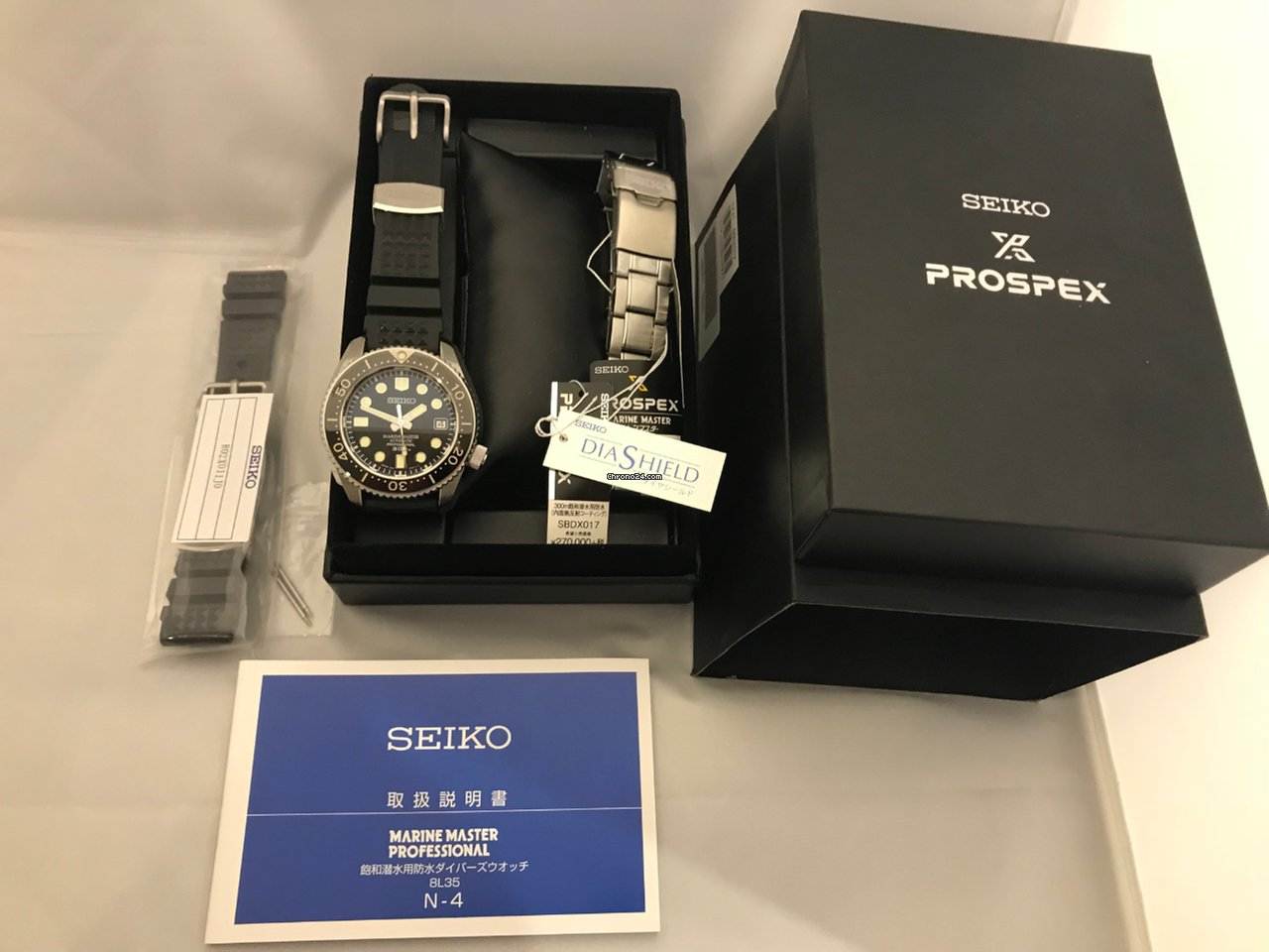 Seiko Marinemaster 300 For 2 575 For Sale From A Trusted