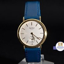 Paul Picot Manual winding Extra Flat 18K Yellow Gold