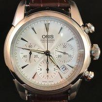 Oris Chronograph Automatic - Steel 7547 - MINT Condition  -