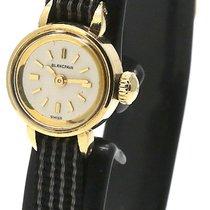 Blancpain Vintage 18k Solid Gold Mechanical Manual Wind Watch