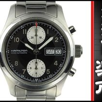 ハミルトン (Hamilton) Khaki Field Chronograph Men's Automatic Watch...