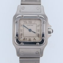 Cartier Santos Galbée Steel 24mm Roman numerals United States of America, California, Los Angeles