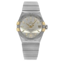 Omega Constellation Men Сталь