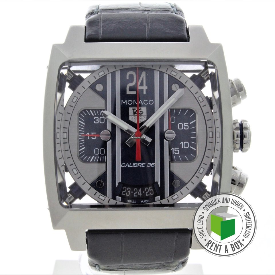 107cb028d0d TAG Heuer Monaco Calibre 36 - Todos os preços de relógios TAG Heuer Monaco  Calibre 36 na Chrono24