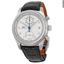 IWC Portuguese Chronograph IW390403 new
