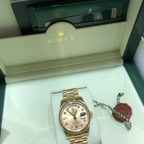 Rolex Day-Date 36 Yellow gold 36mm United States of America, New York, New York