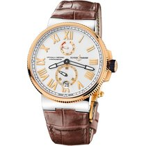 Ulysse Nardin Marine Chronometer Manufacture 1185-122/41 new