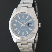 Rolex 116300 Staal Datejust II 41mm