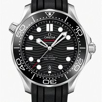Omega 210.32.42.20.01.001 Stahl Seamaster Diver 300 M 42,00mm