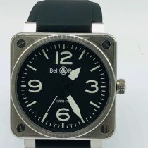Bell & Ross 46mm Automatic new BR 01-92 Black