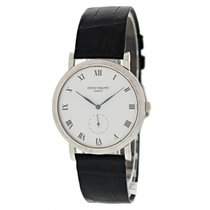 Patek Philippe Calatrava White gold 34mm White United States of America, New York, New York