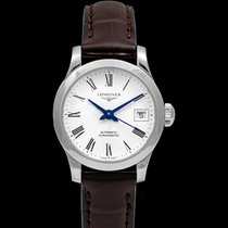 Longines Record Steel 26.00mm White United States of America, California, San Mateo