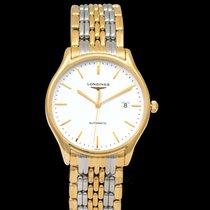 Longines Lyre Steel 38.50mm White United States of America, California, San Mateo