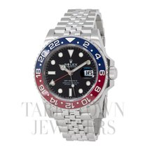 Rolex 126710BLRO Steel GMT-Master II 40mm new United States of America, New York, Hartsdale