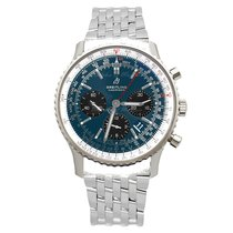 Breitling AB0121211C1A1 Steel Navitimer 1 B01 Chronograph 43 43mm new