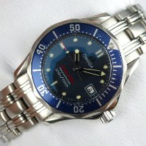 Omega 22248000 Aço 2010 Seamaster Diver 300 M 28mm usado