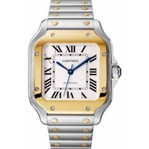 Cartier Santos (submodel) W2SA0006 2019 new