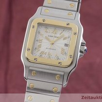 Cartier Santos Galbée Gold/Stahl 29mm Silber Deutschland, Chemnitz