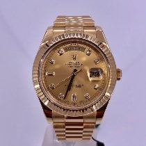 Rolex Day-Date II 218238 2014 new