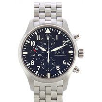 IWC Steel 43mm Automatic IW377710 new