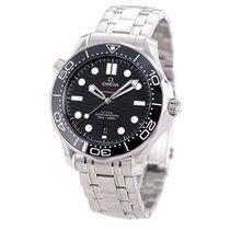 Omega Seamaster Diver 300 M Steel 49mm Black