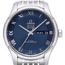 Omega De Ville Hour Vision 433.10.41.22.03.001 2020 new