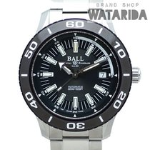 Ball 43mm Automatic DM3090A-SJ-BE new