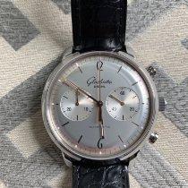Glashütte Original Sixties Chronograph Steel 42mm Silver United States of America, New Jersey, Basking Ridge