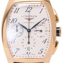 Longines Evidenza L2.643.8.73.4 2009 pre-owned