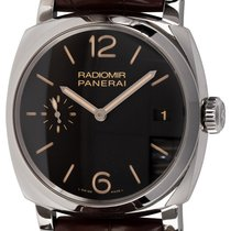 Panerai Radiomir 1940 3 Days Steel 47mm Black United States of America, Texas, Austin