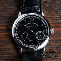 A. Lange & Söhne 1815 Platinum 36mm Black United States of America, California, Irvine