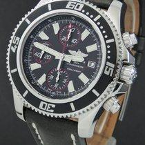 Breitling Superocean Chronograph II Acero 44mm