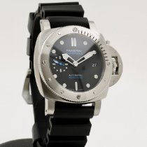 Panerai Luminor Submersible New Steel 42mm Automatic
