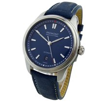 Bremont Steel 40mm Automatic AIRCO MACH 3/BL pre-owned
