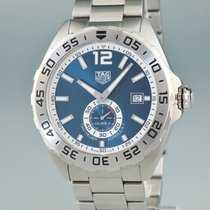 TAG Heuer Formula 1 Calibre 6 pre-owned 43mm Blue