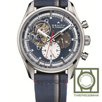 Zenith El Primero Chronomaster new 2020 Automatic Chronograph Watch with original box and original papers 03.2040.4061/52.C802