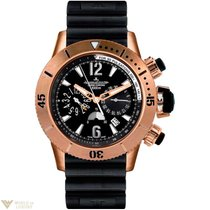 Jaeger-LeCoultre Master Compressor Diving Chronograph 18K Rose...