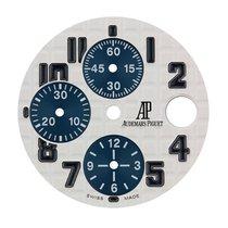 Audemars Piguet 42mm White Méga Tapisserie Pattern Custom Dial